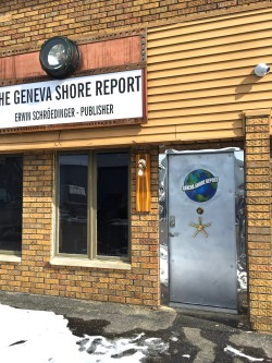 The Geneva Shore Report Office