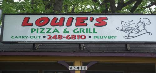 Louie's Pizza Lake Geneva, WI