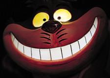 cheshire CatGrin aka Chesen grin