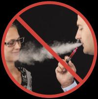 Vape Cigarretes etiquette