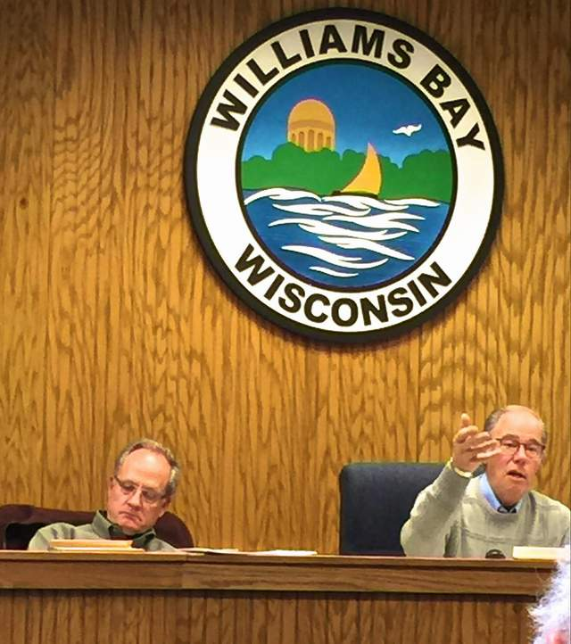 Williams Bay Lake Use Meeting
