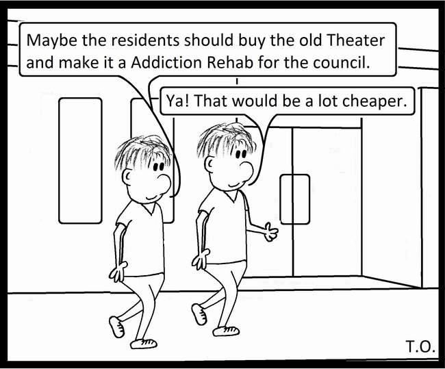 Rehab Center-B