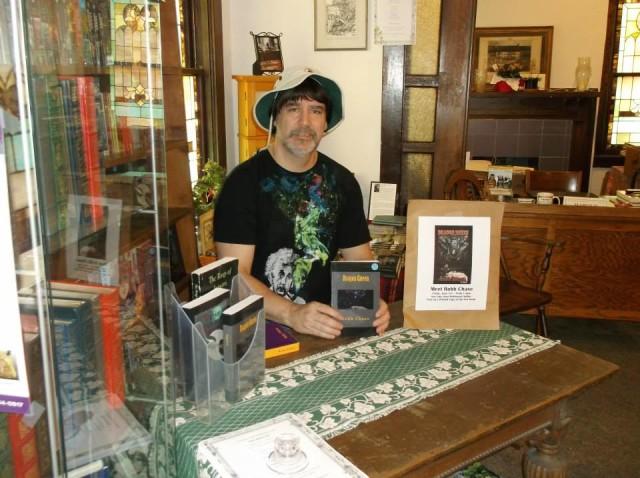 Robb Chase Author