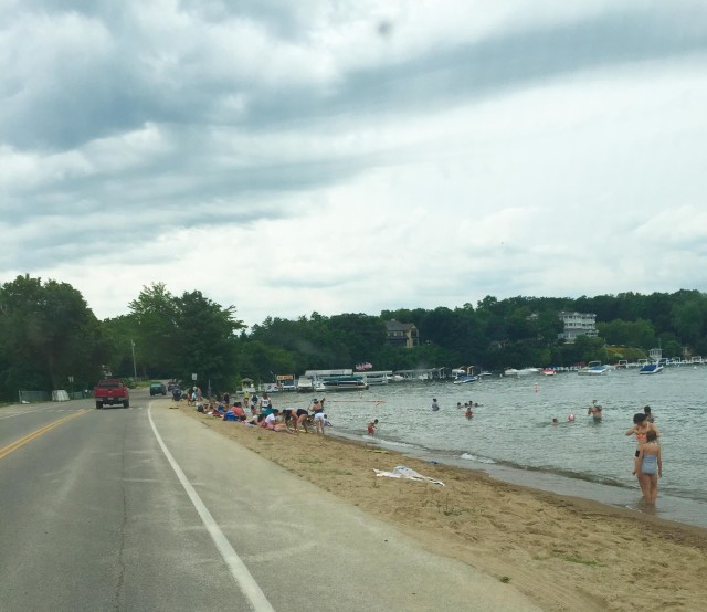Lake Geneva Beach