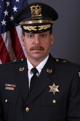 Chief of Police Lake Geneva Mike Rasmussen