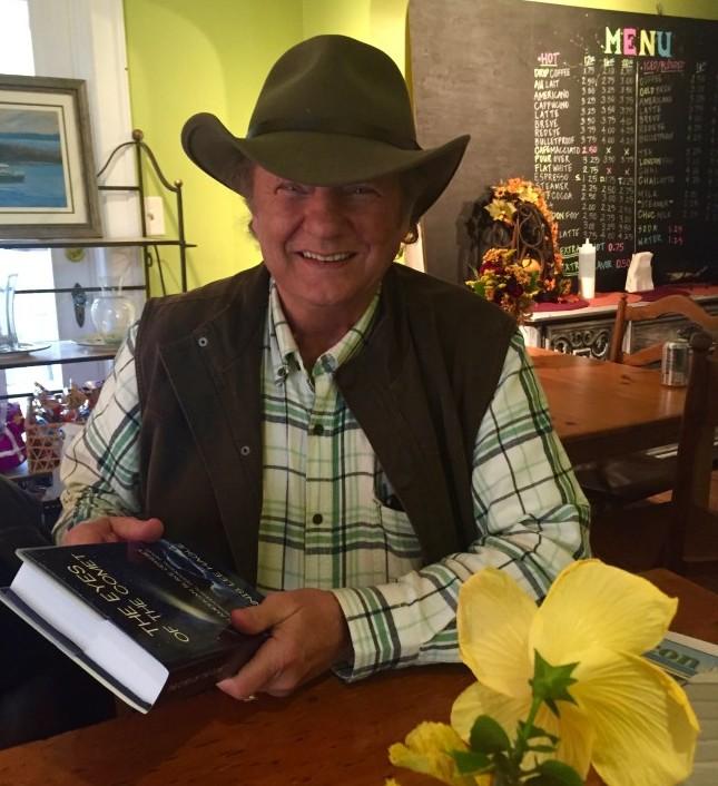 Dennis Hague author