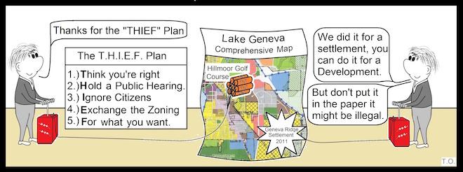 Lake Geneva T.H.I.E.F. Plan