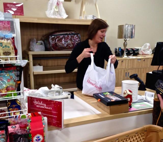 Suzie at Home Goods Lake Geneva WI