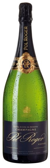 2004 Pol Roger Champagne Rosé Extra Cuvée de Réserve