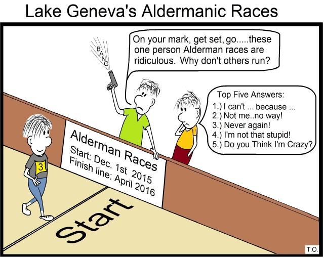Alderman Candidates Lake Geneva