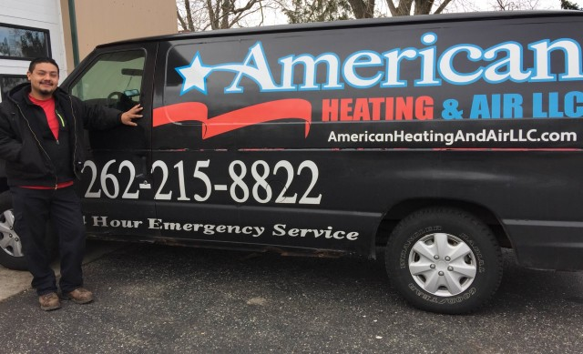 Ramiro Chavez from American Heating and Air