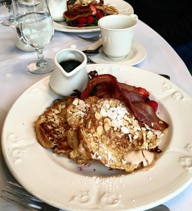 Breakfast at The Grandview Restaurant Geneva Inn