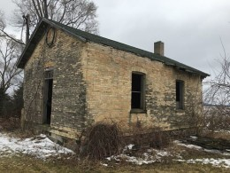 Old Walworth County School House