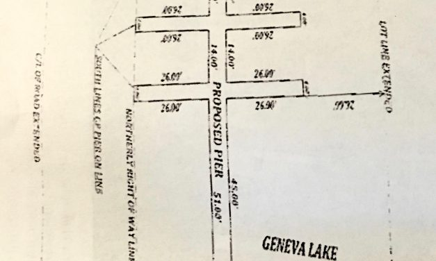 Pier Plans Lake Geneva Milliette Family