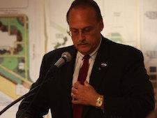 Former Mayor Bill Chesen