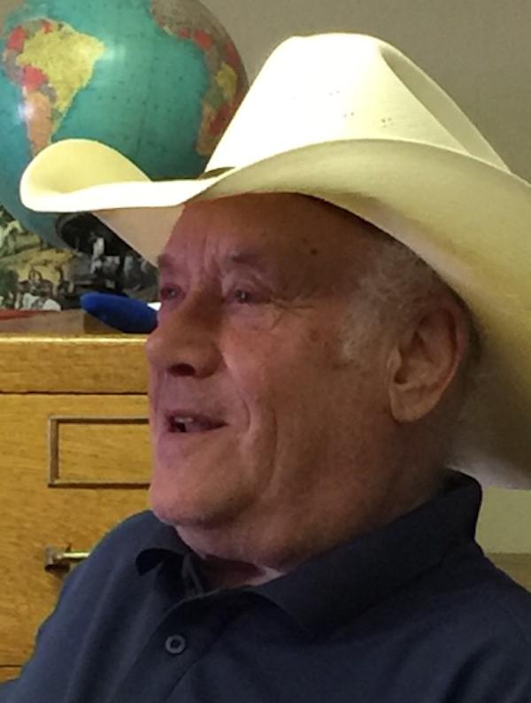 Ron Geman Cowboy Lake Geneva