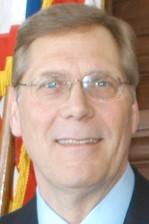 David Lindelow, Chairman of the Chamber Board
