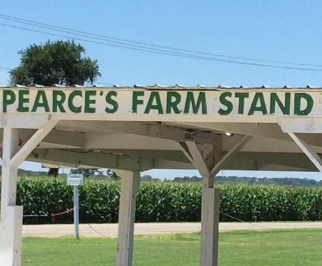 Pearce's Farm Stand Lake Geneva