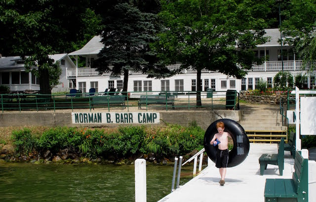 Norman Bar Camp Lake Geneva