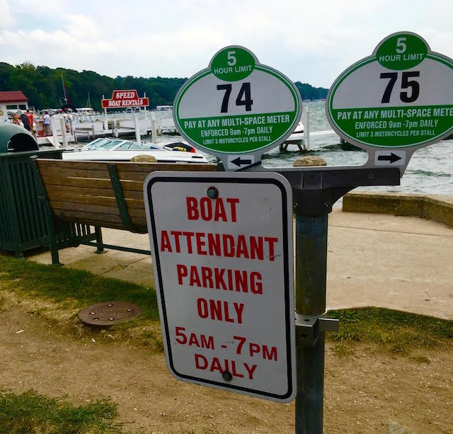 Parking Privilege Lake Geneva