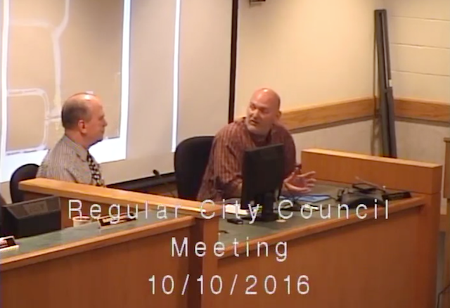 Lake Geneva City Council Video 10-10