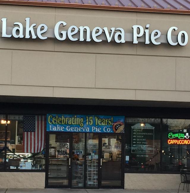 Lake Geneva Pie Compnay