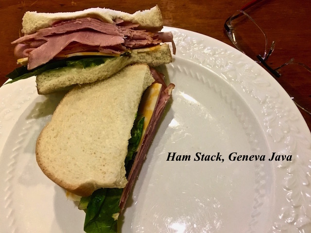 Ham Stack Geneva Java Lake Geneva