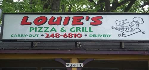 Louie's Pizza Lake Geneva, WI