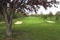 18th at the old Hillmoor Golf Club Lake Geneva
