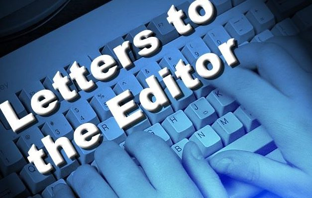 Letters To The Editor, October 19, 2016