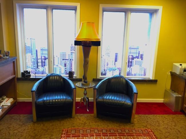 Lounge are aof the Geneva Shore report