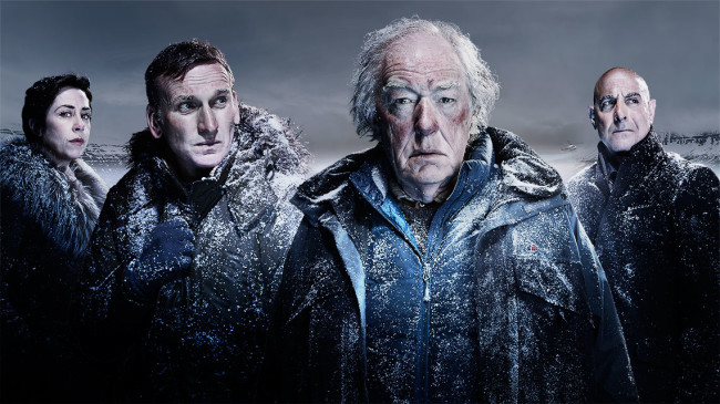 Fortitude Television Series 2015