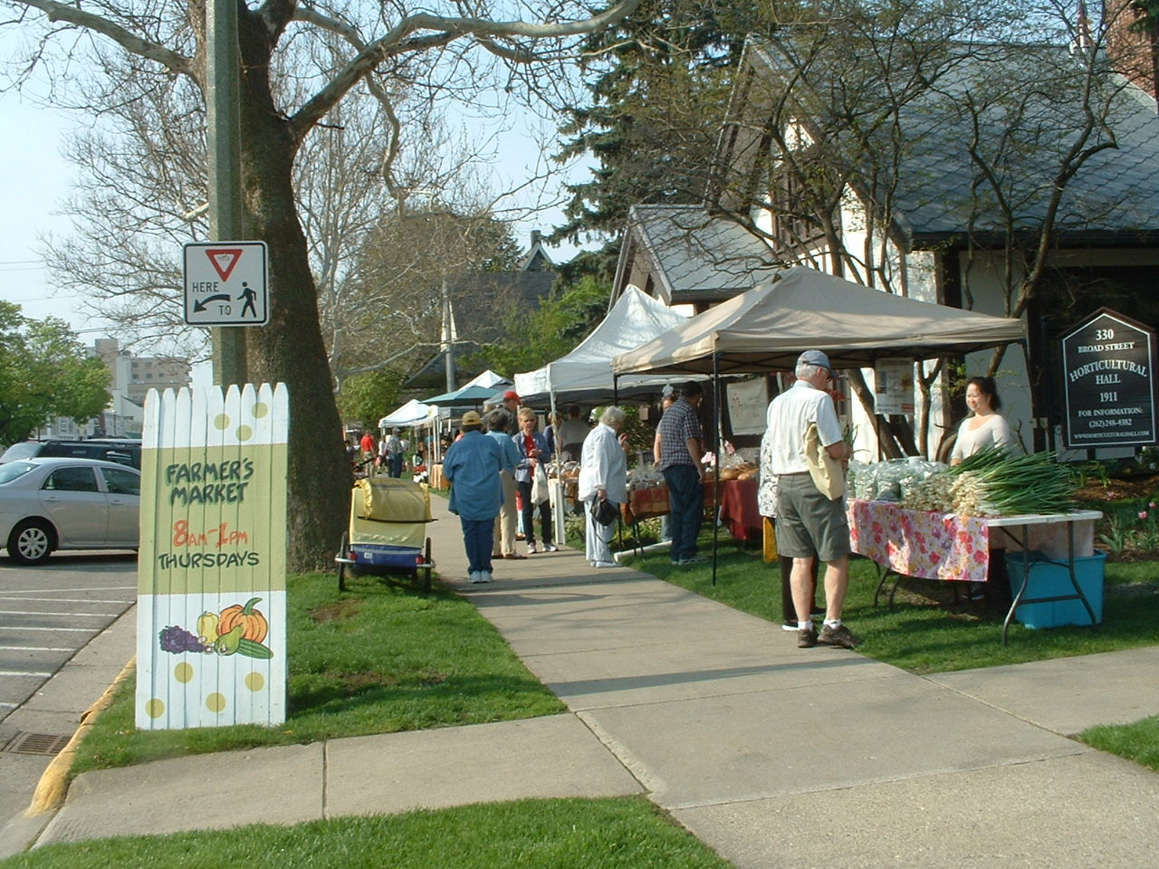 Lake Geneva Farmers Market