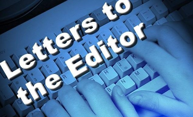 Letters To The Editor, March 27, 2019