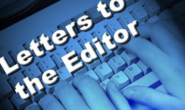 Letters to Editor, June 1, 2016