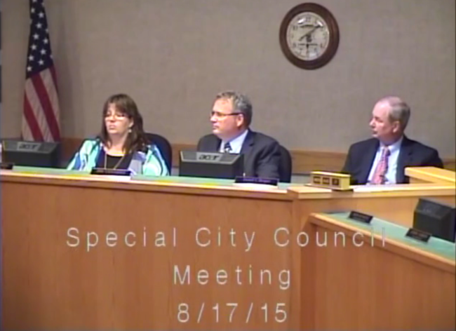 Special Joint Meeting Lake Geneva Council