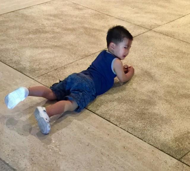 Ricardo cooling off
