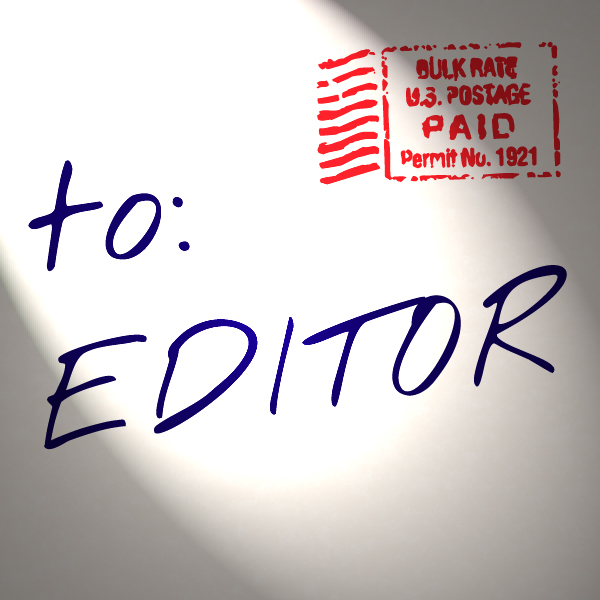Letters To The Editor, January 2, 2019