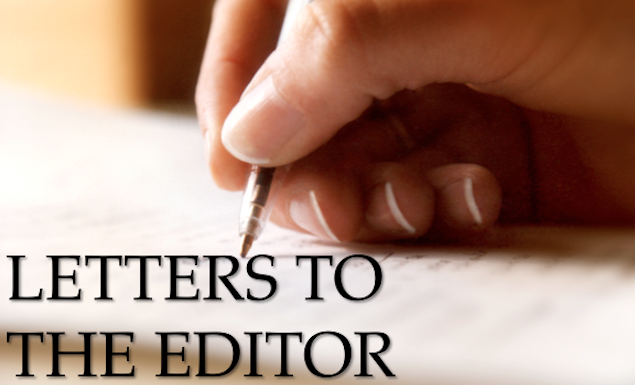 Letters To The Editor, January 23, 2019