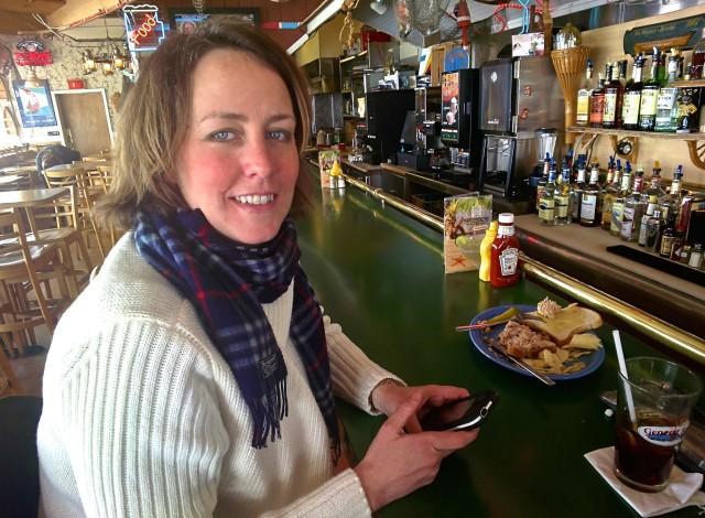 Sarah Hill Alderperson 1st District