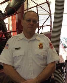 Lkae Geneva Fire Chief Connelly quits