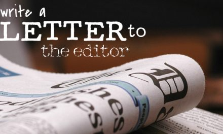 LettersTo The Editor, February 7, 2018