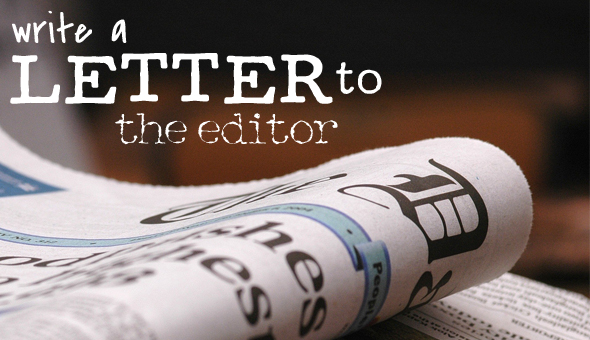 Letters to the Editor, May 25, 2016