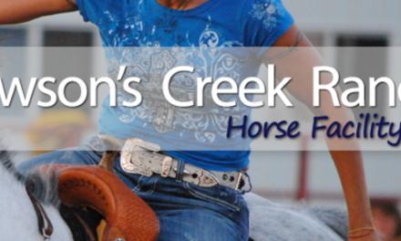 Dawson's Creek Ranch Hosting Barrel Racing Event