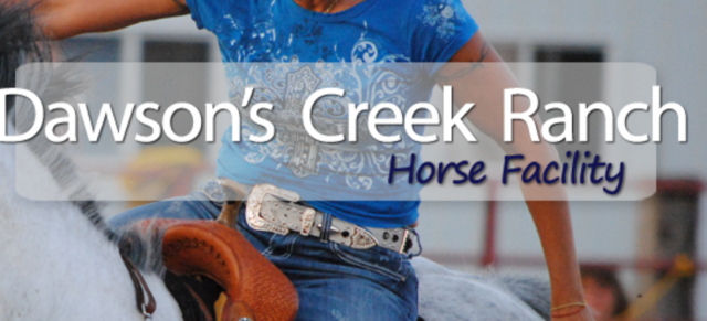 Dawson's Creek Ranch Hosting Barrel Racing Event