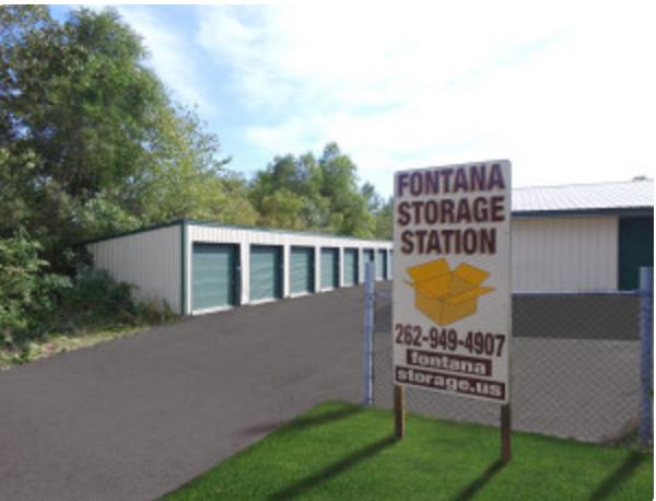 Property Loss Fire in Fontana, June 20, 2016