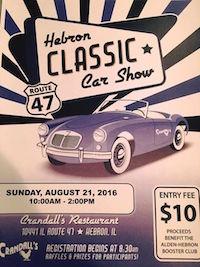 Hebron Classic Auto Show