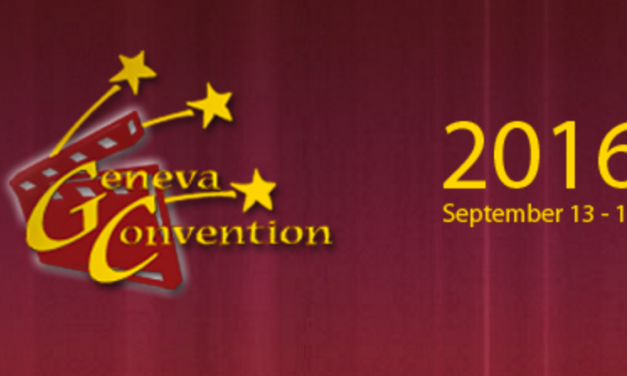 Trade Show National Theater Owners, Grand Geneva, September 2016