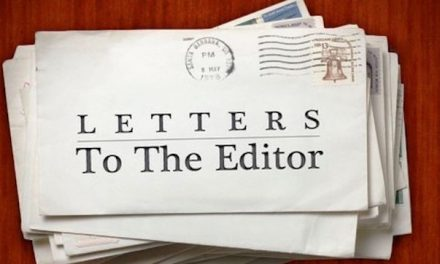 Letters to the Editor, May 24, 2017