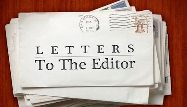 Letters To The Editor, June 6, 2018
